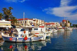 Aegina Island Athens One Day Cruise