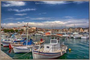 Port of Aegina island Athens Day Cruise