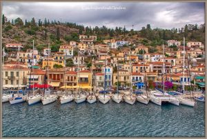 Poros Island Port Athens Day Cruise